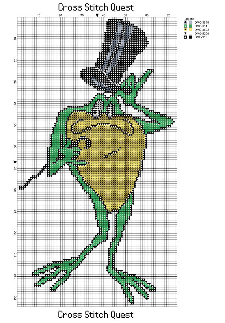 Michigan J Frog Pattern_Page_1