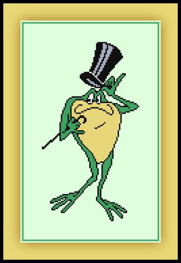 Michigan J Frog Preview