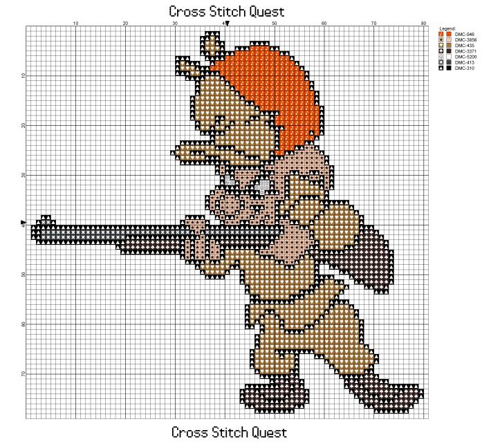 Elmer Fudd Gun Pattern_Page_1