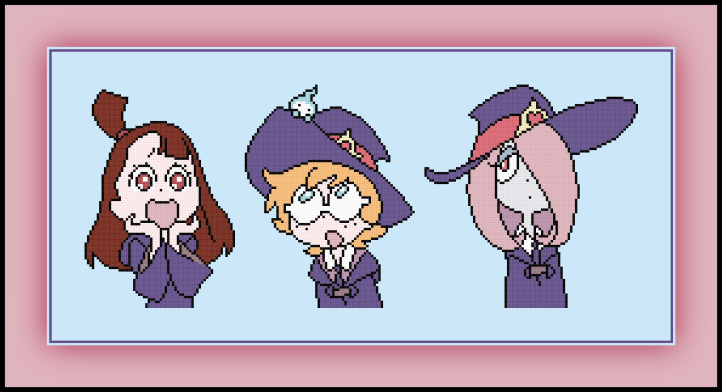 Little Witch Academia Preview