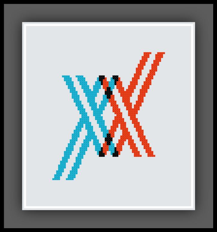 Franxx Logo Preview