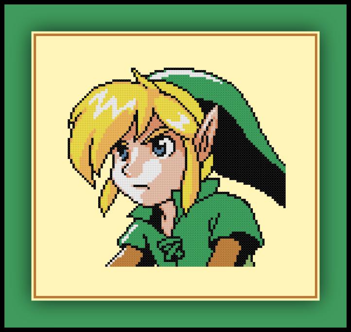 Link Portrait Preview