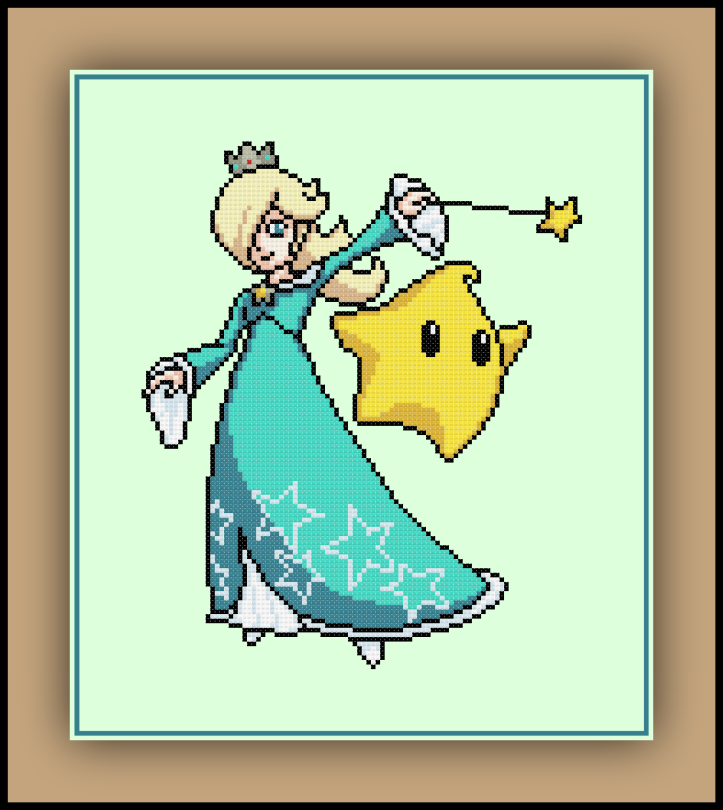 Rosalina Preview