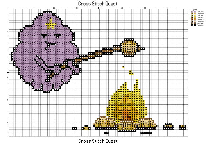 Lumpy Space Princess Pattern_Page_1