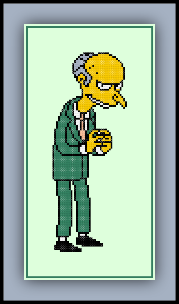 mr burns preview