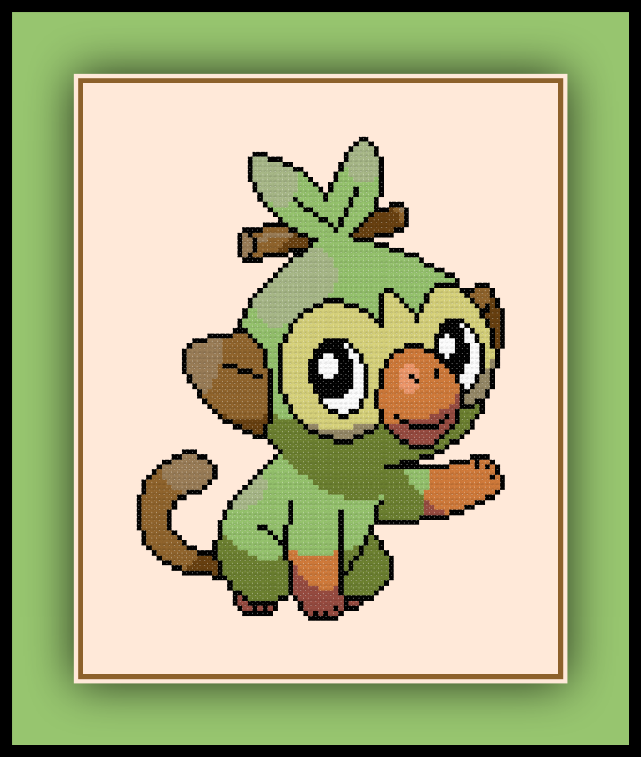 Grookey Preview