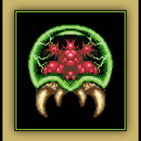 Free Metroid Cross Stitch Pattern