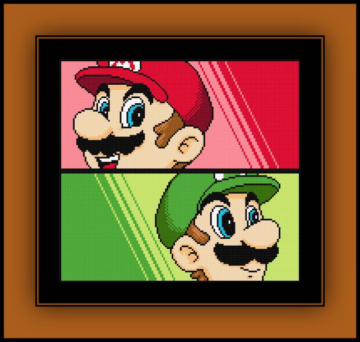Mario and Luigi Preview