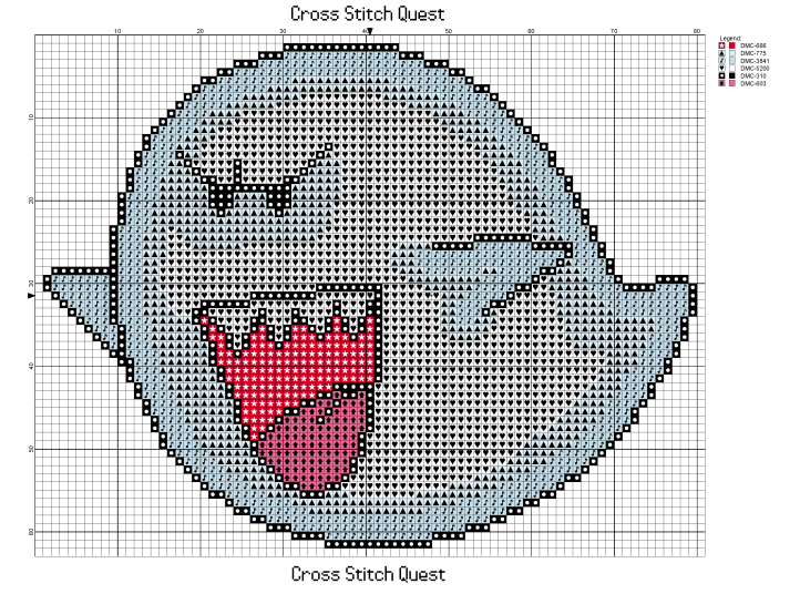 Boo Mario Pattern_Page_1