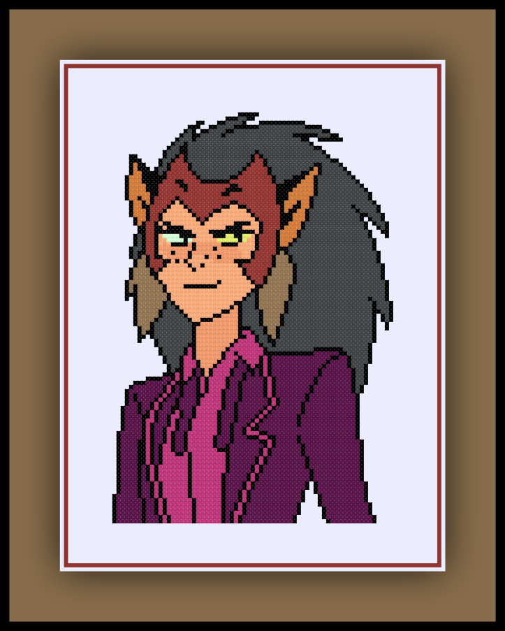 Catra Preview