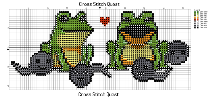 Frog Family Pattern_Page_1
