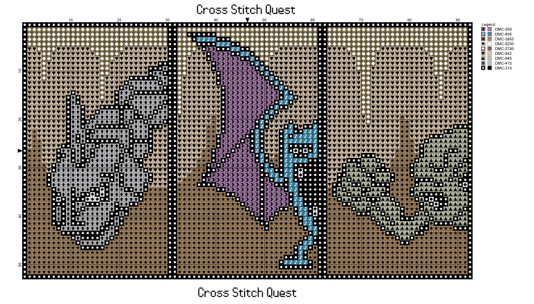 Pokemon Cave Pattern_Page_1