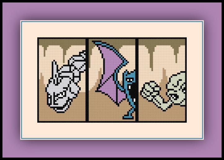 Pokemon Cave Preview