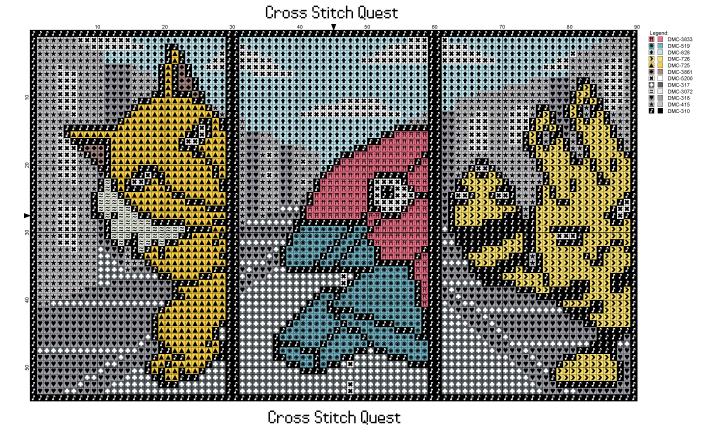 Pokemon City Pattern_Page_1