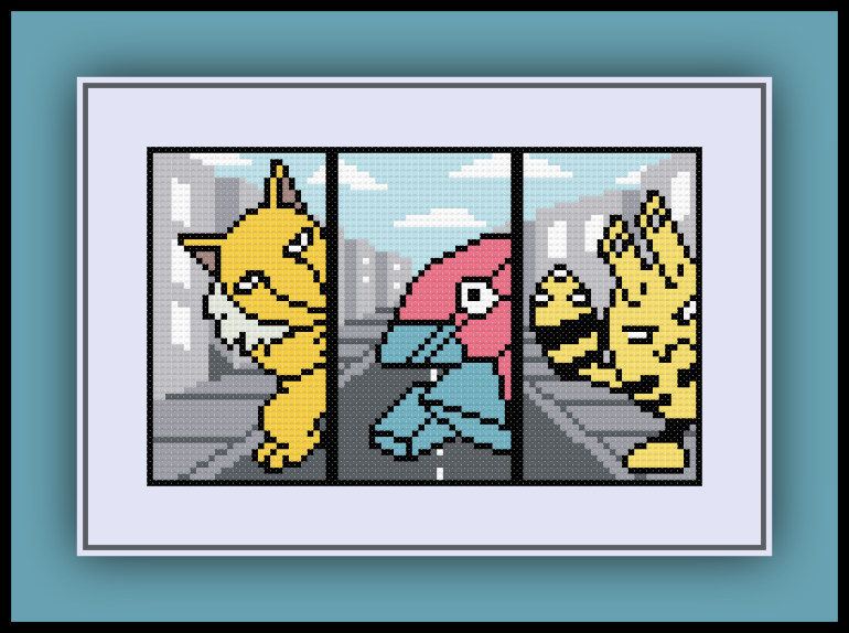 Pokemon City Preview