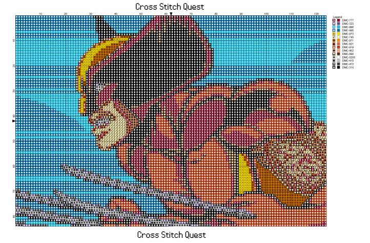 Wolverine Pattern_Page_1