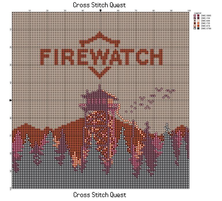 Firewatch Pattern_Page_1
