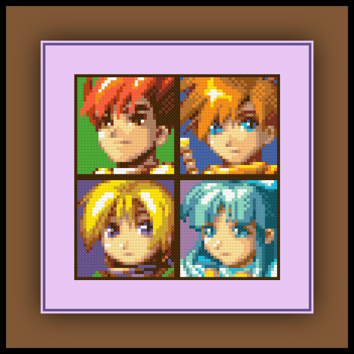 Golden Sun Preview