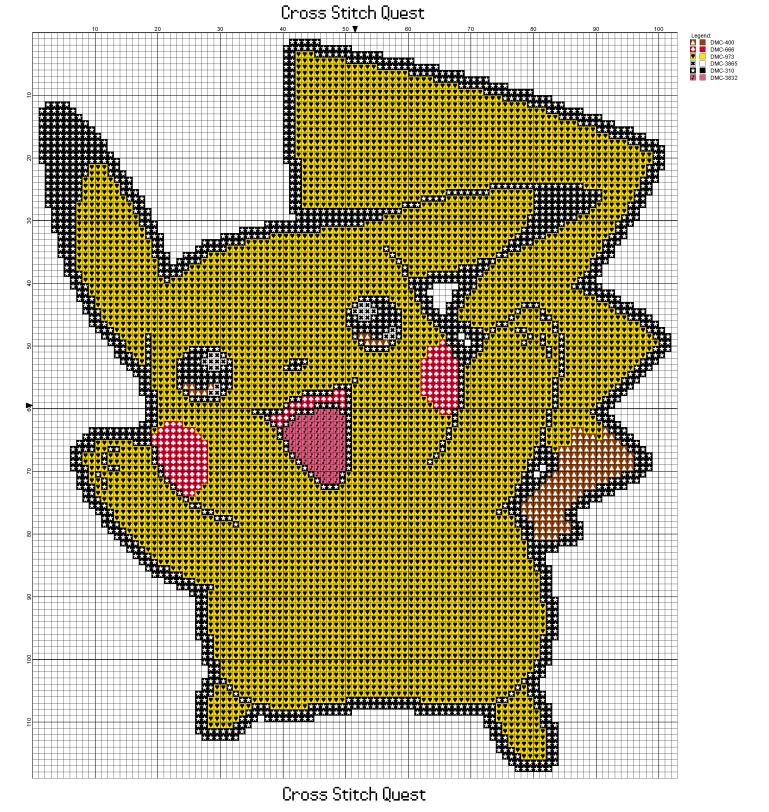 Pikachu Jump Pattern_Page_1