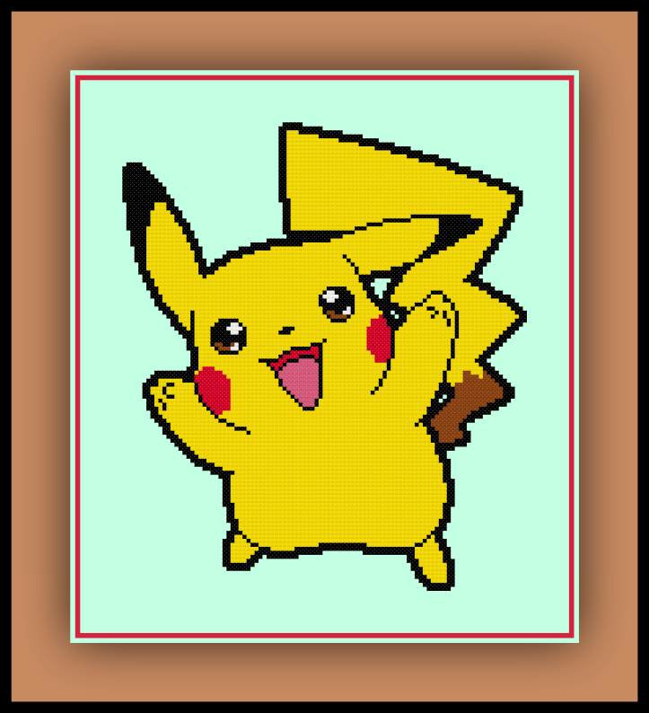 Pikachu Jump Preview