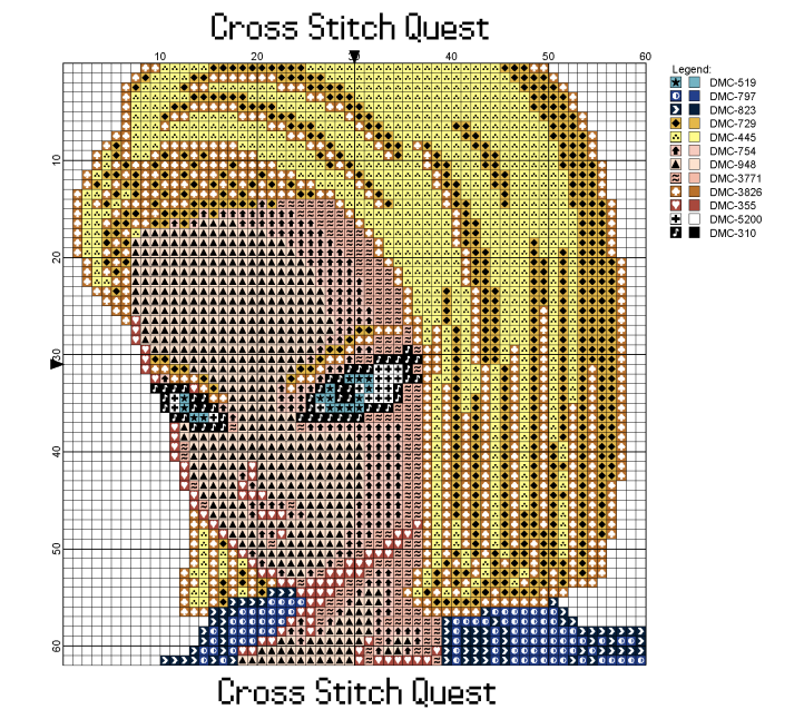 Android 18 Pattern_Page_1