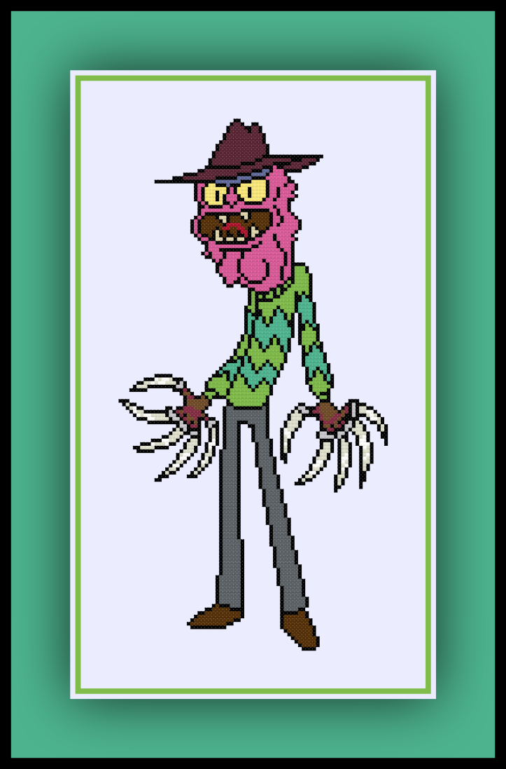Scary Terry Preview