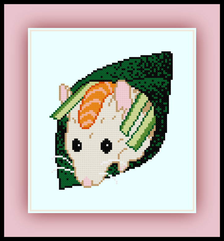Sushi Mouse Preview
