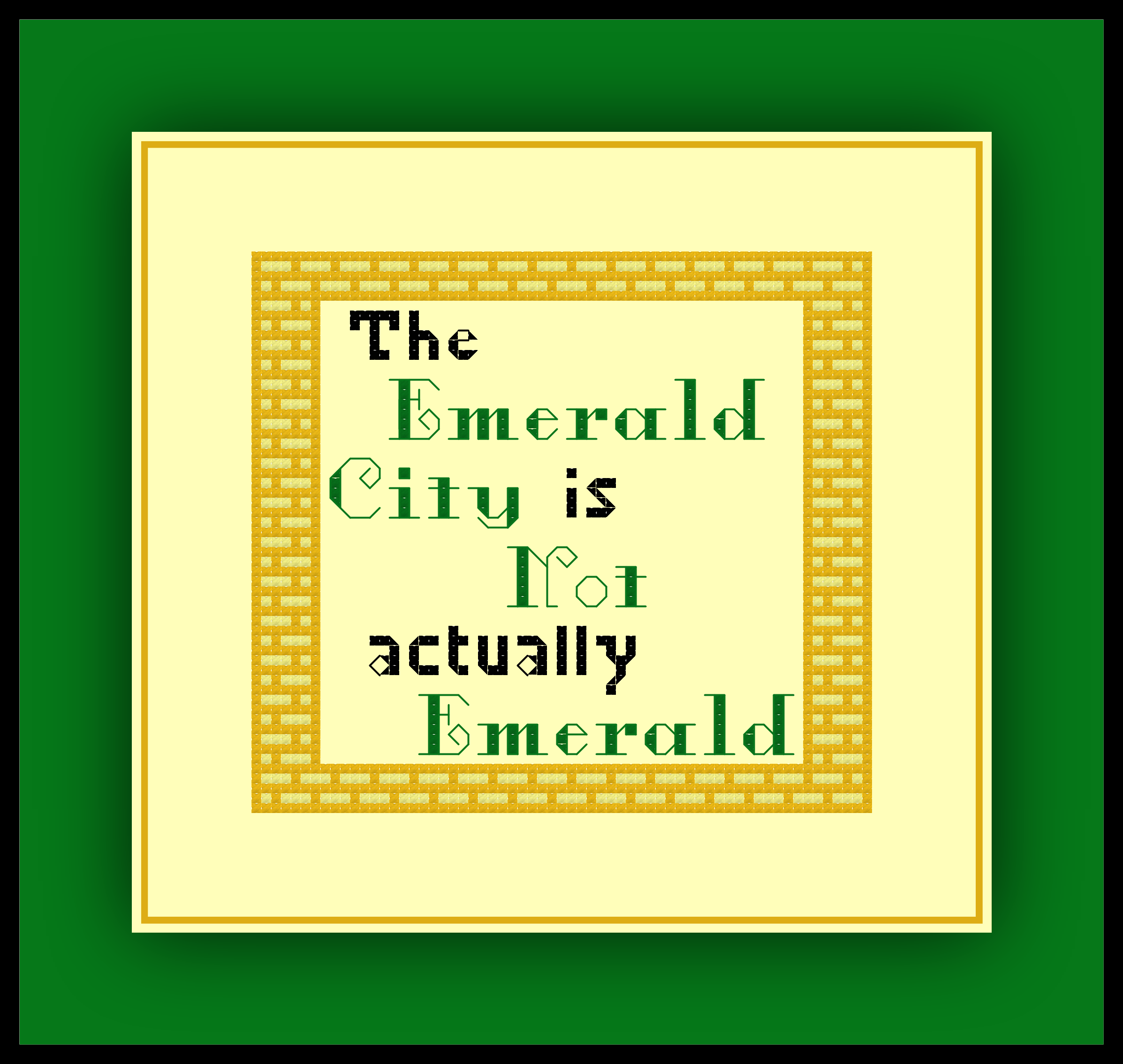 The Emerald City Preview