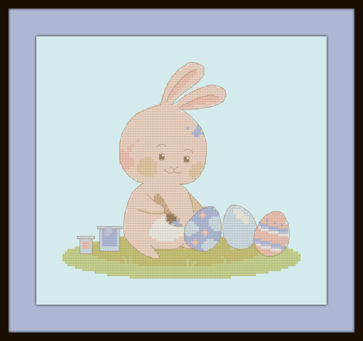 Easter Bunny Preview