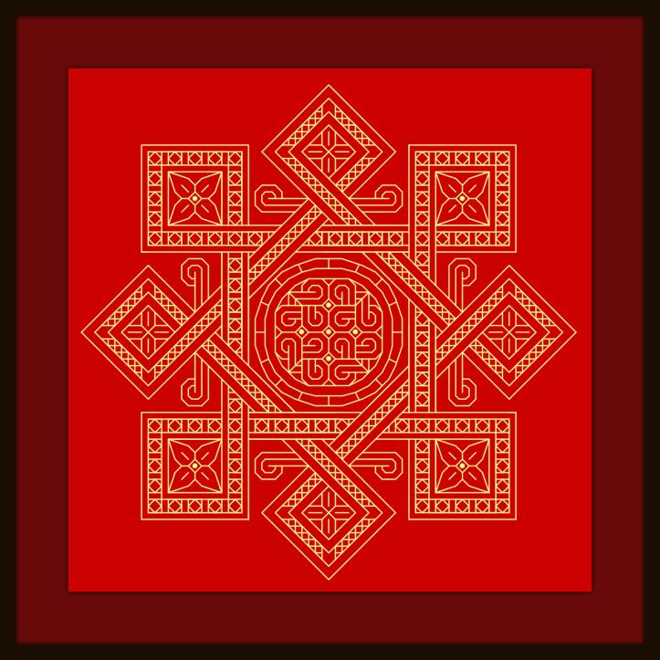 Byzantine Textile Preview