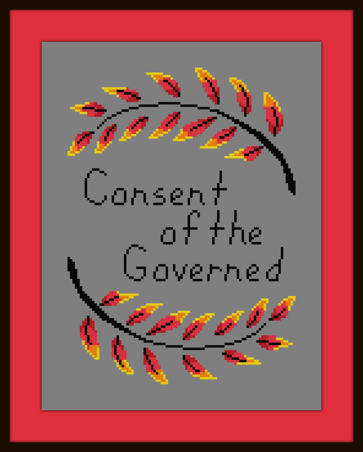 Consent of the Governed Preview