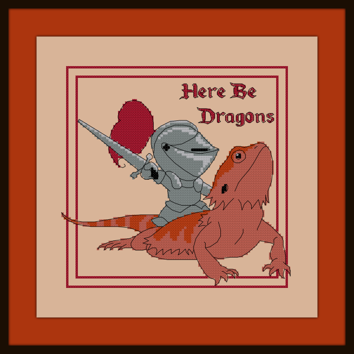 Here Be Dragons Preview