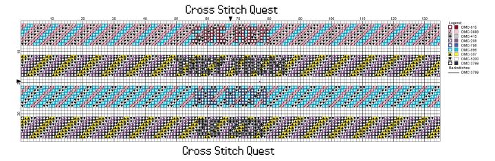 Pronoun Bracelets Pattern_Page_1